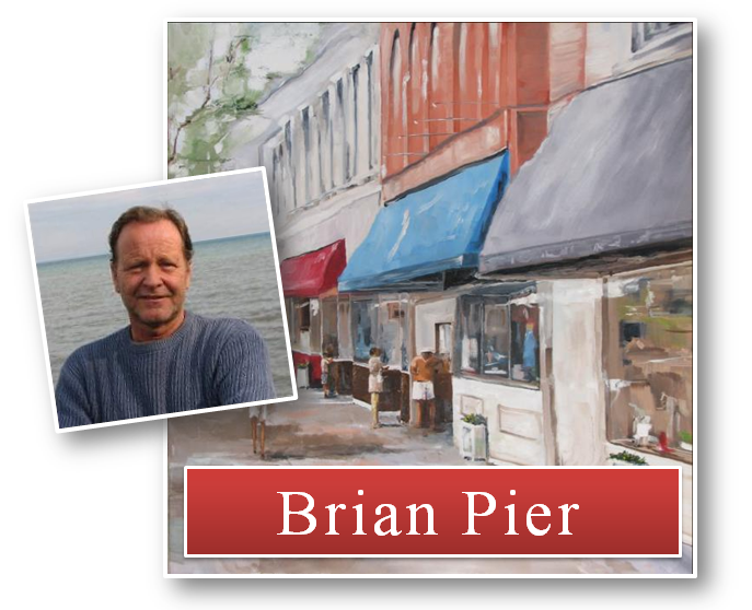 BRIAN PIER – PLEIN AIR PAINTER