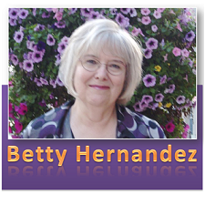 BETTY HERNANDEZ – WRITER