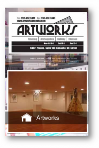 THE KAA WELCOMES ARTWORKS