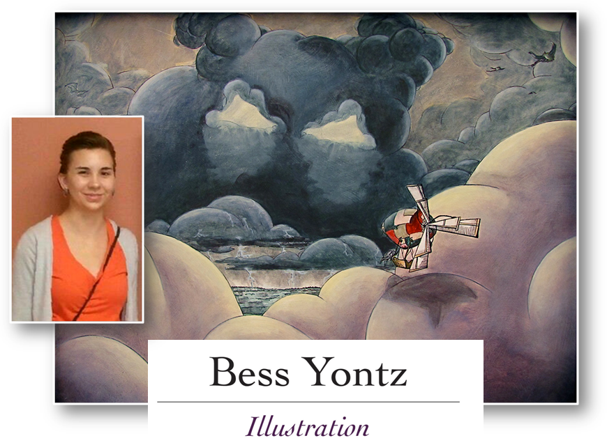 Bess Yontz: Illustration
