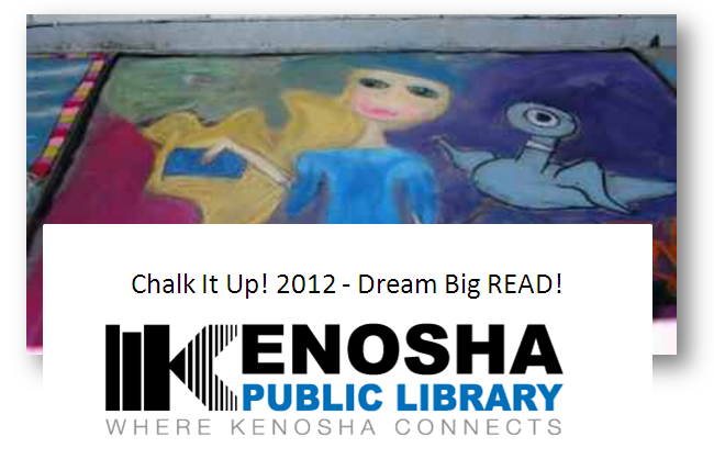 CHALK IT UP! 2012 SEE YOU THERE