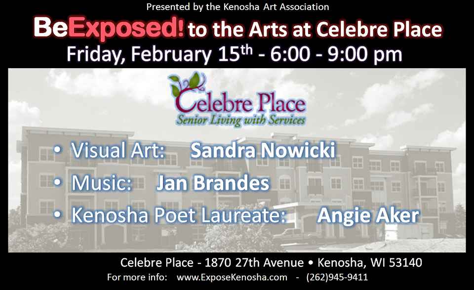 BeExposed! to the Arts at Celebre Place