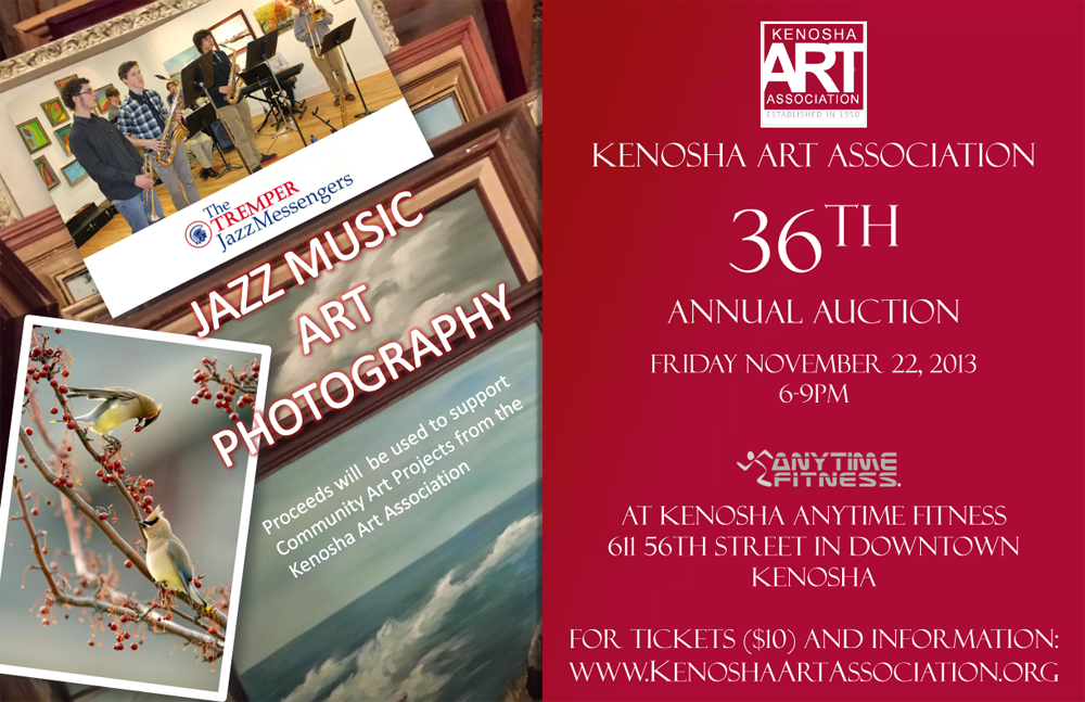 Kenosha Art Association 36th Annual Auction