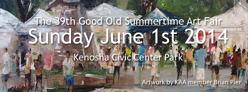 The 39th Annual Good Old Summertime Art Fair